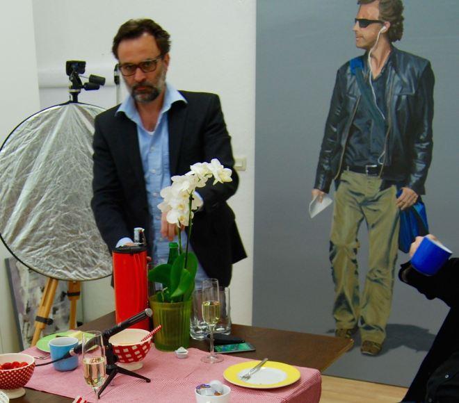 Jürgen Stäudtner, Innovationsexperte und bildender Künster